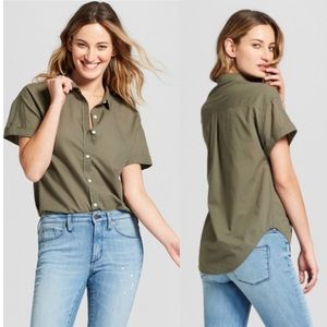 Universal Thread Button Up Top